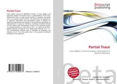 Bookcover of Partial Trace