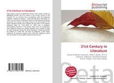 Borítókép a  21st Century in Literature - hoz