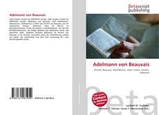 Bookcover of Adelmann von Beauvais