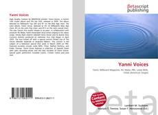 Bookcover of Yanni Voices
