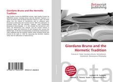 Обложка Giordano Bruno and the Hermetic Tradition