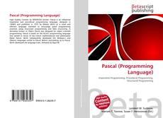 Buchcover von Pascal (Programming Language)