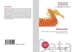 Bookcover of Paravector