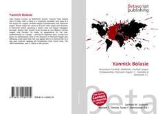 Capa do livro de Yannick Bolasie
