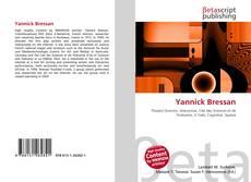 Capa do livro de Yannick Bressan