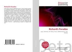 Bookcover of Richard's Paradox