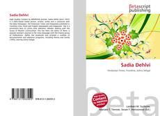 Bookcover of Sadia Dehlvi