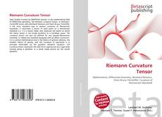 Bookcover of Riemann Curvature Tensor