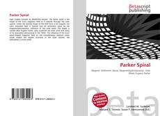 Bookcover of Parker Spiral