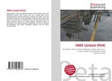 HMS United (P44)的封面