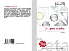 Bookcover of Octagonal Number