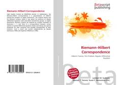 Bookcover of Riemann–Hilbert Correspondence