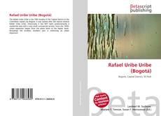 Buchcover von Rafael Uribe Uribe (Bogotá)