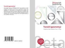 Borítókép a  Toroid (geometry) - hoz