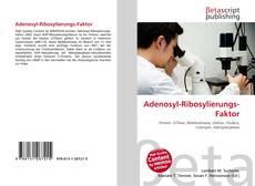 Couverture de Adenosyl-Ribosylierungs-Faktor