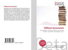 Bookcover of Offbeat Generation