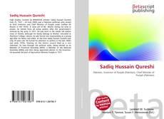 Capa do livro de Sadiq Hussain Qureshi