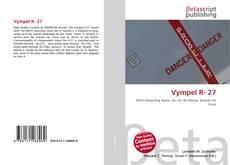 Couverture de Vympel R- 27