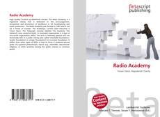 Capa do livro de Radio Academy