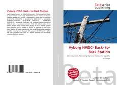 Capa do livro de Vyborg HVDC- Back- to- Back Station