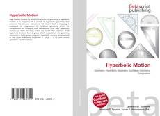 Buchcover von Hyperbolic Motion