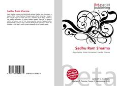 Bookcover of Sadhu Ram Sharma