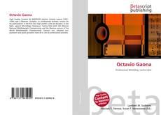 Octavio Gaona的封面