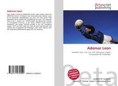 Bookcover of Ademar Leon
