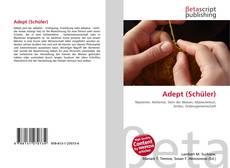 Adept (Schüler) kitap kapağı