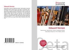 Buchcover von Edward Vernon