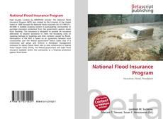 Обложка National Flood Insurance Program