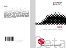 Bookcover of Sadia