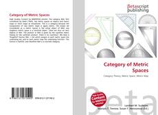 Couverture de Category of Metric Spaces