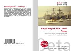 Bookcover of Royal Belgian Sea Cadet Corps