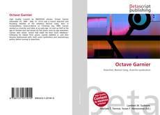 Bookcover of Octave Garnier