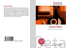 Bookcover of Octave Effect