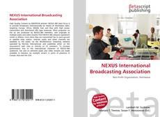 Buchcover von NEXUS International Broadcasting Association