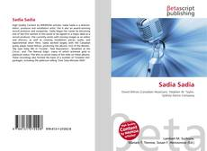 Bookcover of Sadia Sadia