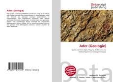 Couverture de Ader (Geologie)