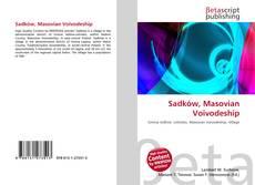 Portada del libro de Sadków, Masovian Voivodeship
