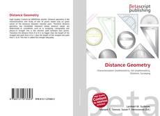 Borítókép a  Distance Geometry - hoz