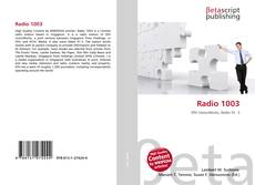 Bookcover of Radio 1003