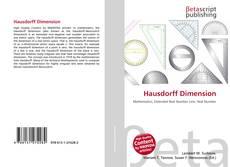 Couverture de Hausdorff Dimension