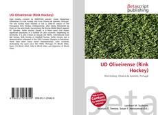 Portada del libro de UD Oliveirense (Rink Hockey)