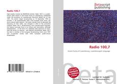 Bookcover of Radio 100,7