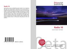 Bookcover of Radio 10