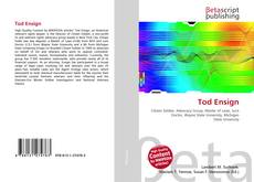 Bookcover of Tod Ensign