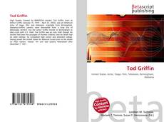 Bookcover of Tod Griffin