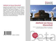 Обложка Adelheid von Hanau (Klarenthal)