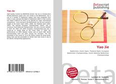 Capa do livro de Yao Jie